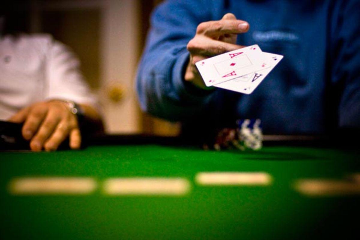 cara deposit poker